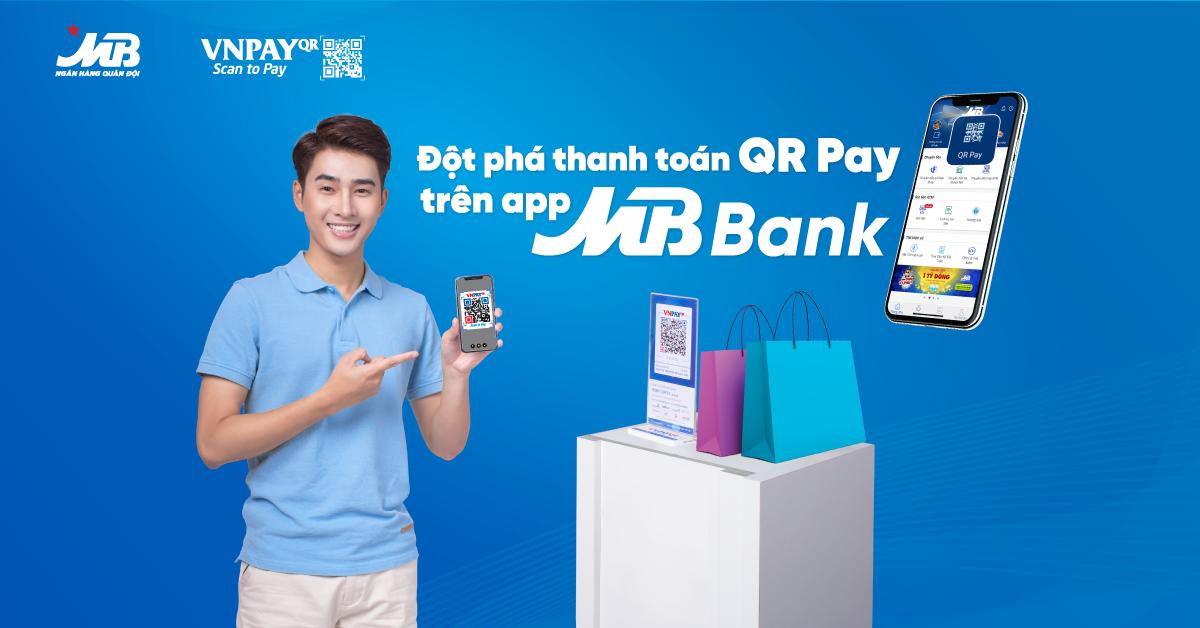 Thêm một ngân hàng triển khai thanh toán qua mã VNPAY-QR