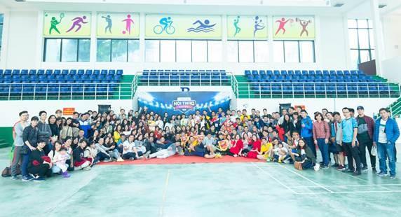 Ngày hội thể thao VNPAY 2019