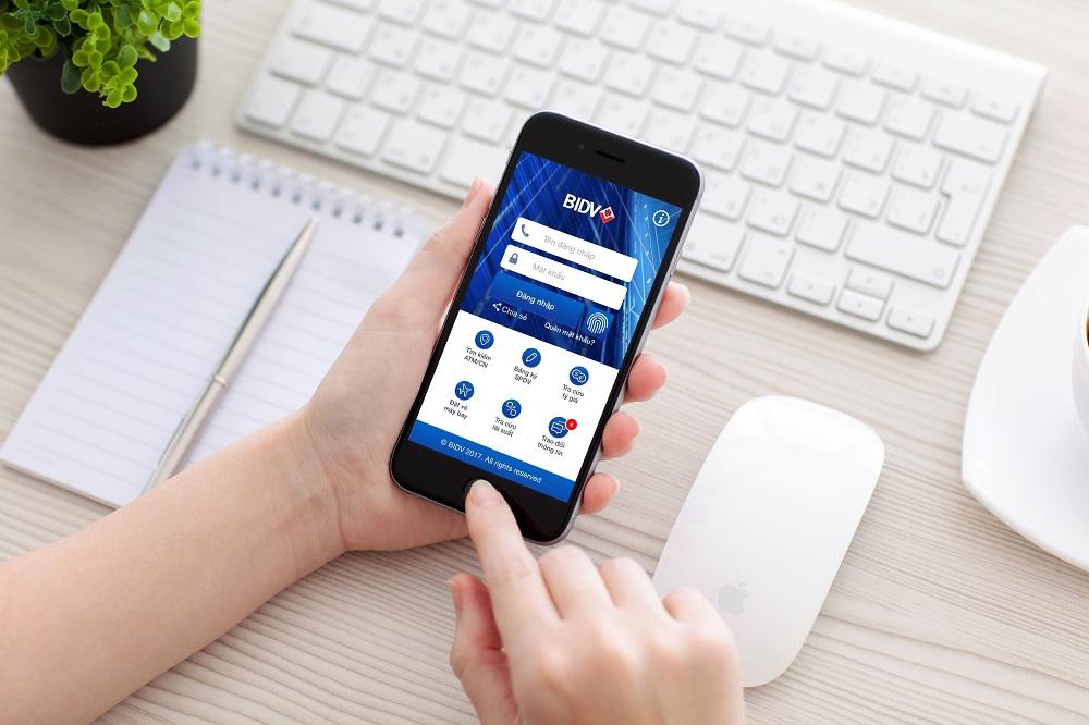 BIDV SmartBanking đột phá thanh toán với QR Pay